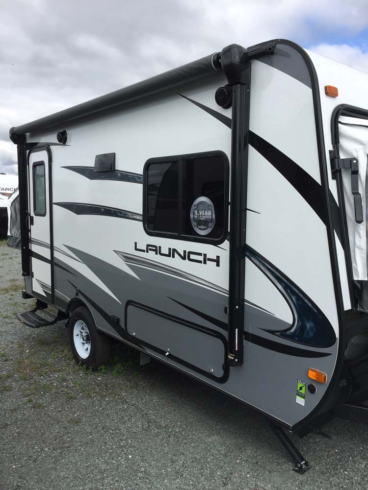 2018 Starcraft Launch Outfitter 16rb Exit One Rv Center